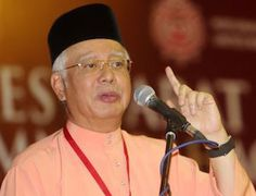 Donors asked me to open account: Najib