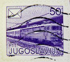 stamp Jugoslavija 50 dinar Yugoslavia train railway Lokomotive Eisenbahn 50 selo timbre Yougoslavie  南斯拉夫  Jugoslavia bollo Югославия марка stamp Jugoslavia 0.50 d Jugoslawien UNESCO Church Kirche stamp Jugoslavija Yugoslavia Југославија Югославия postage