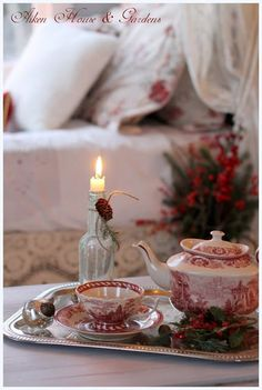 Carolyn Aiken ~ Tea