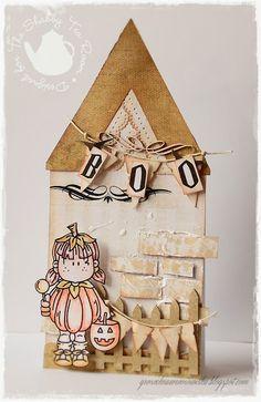 Made by Groszek: 'Oh My Pumpkin'