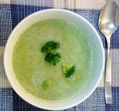 CHEZ L'AMI LOUIS: Crema de Brócoli