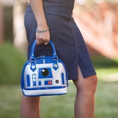 R2-D2 Dome Purse Additional Image
