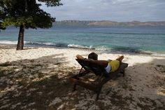 Life is good :) Taken at Club Paradise, Palawan by Euge Ang