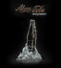 Atom Cola on Behance
