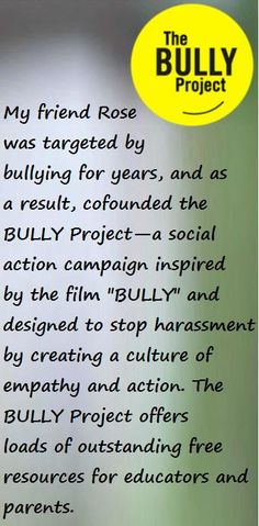Bully free zone poster bullies are bad pinterest bullying the dangers of labeling kids as bullies publicscrutiny Choice Image