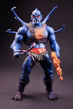 My Webstor figure from the Masters of the Universe Classics toyline.