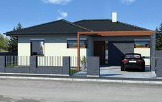 Návrh rodinných domů Bravúra od APEX ARCH s.r.o.