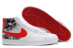 competitive price 38365 58d50 Nike Blazer High Premium Chaussure pour Homme Blanc off for sneakers,  impossible is nothing.