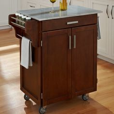 Kitchen Island And Carts details about kitchen prep table cart rolling wood storage shelves