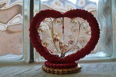 3D Decorative Origami Heart