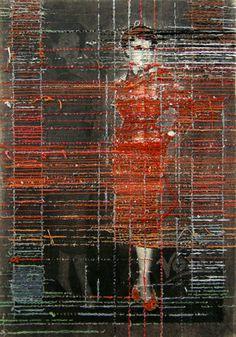 works on paper from Artist Hinke Schreuders