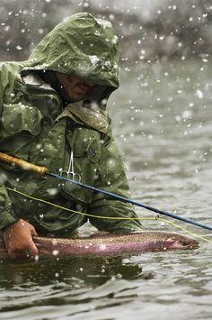 #patagonia #fishing