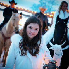Georgie - 8x18 Heartland - Season 8, Episode 18 - Amy and Ty's wedding