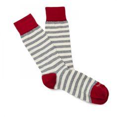 abbey stripes vintage socks / etiquette clothiers