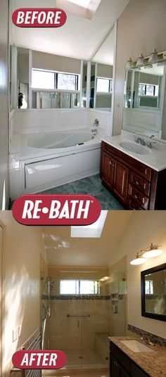 Find This Pin And More On Re Bath Before After By Rebath