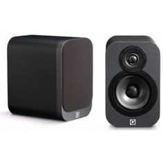 Q-Acoustics 3010 - Altavoces estantería This 'Ultra Compact' bookshelf speaker sets new standards for sonic performance in its class. It's all new. New 3000 Series, '2 in 1' Concentric Ring Dome tweeter, new Aramid Fibre/Paper cones for the 100mm bass unit, uprated 'audiophile' crossover components and stronger, lower resonance cabinet. #altavoces #altavocesestantería