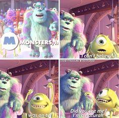 Monsters Inc ☯