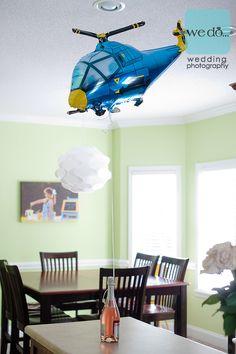 Charlie Tango balloon