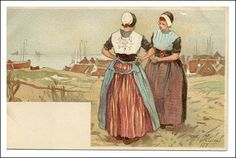 RootsWeb - the Internet's oldest and largest FREE genealogical community. An award winning genealogical resource with searchable databases, free Web space, mailing lists, message boards, and more. Folk Costume, Costumes, Dutch Food, My Heritage, Traditional Dresses, Holland, German, Paintings, Home