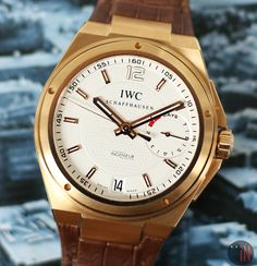 """Built To Last!"" IWC"