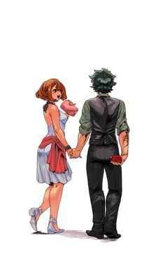 Boku no Hero Academia || Uraraka Ochako y Midoriya Izuku. (OchakoxDeku) Part3 Final