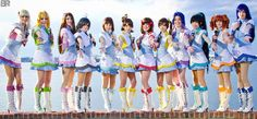 Daily Cosplay-Watashi no Rainbow! | miccostumes.com/blog