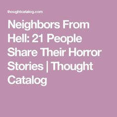 8 Best Thought catalog images in 2019 | Creepy things, Thought