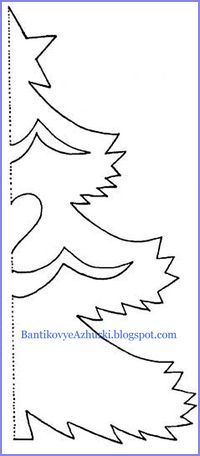 Ideas Decor Christmas Templates For 2019 Christmas Origami, Christmas Paper Crafts, Noel Christmas, Christmas Colors, Christmas Projects, Holiday Crafts, Christmas Decorations, Christmas Ornaments, Christmas Tree Outline