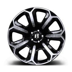 Dark Mist B Alloy Wheel by Kahn Design