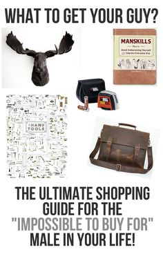 Christmas Gift Ideas for Men » Gimme Some Style