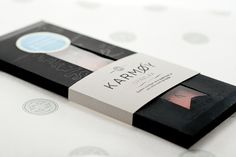 Karmøy Gravlaks Norwegian salmon - packaging for french market  by Audun Aas, via Behance