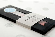 Karmøy Gravlaks Norwegian salmon - packaging for french market  by Audun Aas, via Behance