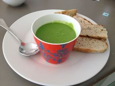 Easy Green Pea Soup Recipe – Quick, Simple and VERY Green | Seana Smith