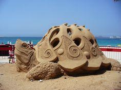 Картинки по запросу песчаные скульптуры