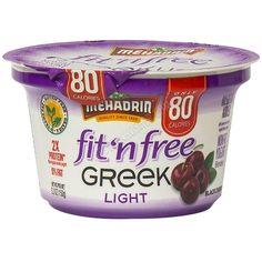 Mehadrin Fit N Free Greek Light Black Cherry, 5.3 Oz