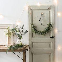 DIY: kerstster met verlichting - Intratuin