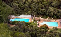 Bushmans Kloof Wilderness Reserve and Wellness Retreat in South Africa Cedarberg Mountains in Jetsetters Magazine at www. Hot Springs, All Over The World, Wilderness, South Africa, Traveling By Yourself, Wellness, Tours, Magazine, Adventure