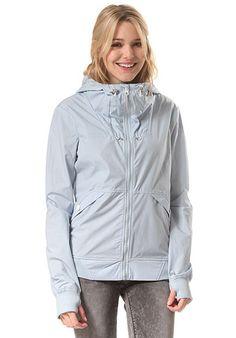 BENCH Threetimer - Jacke für Damen - Blau - Planet Sports