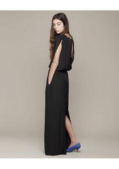 ACNE marnay long dress