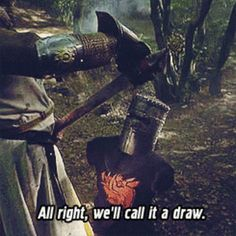 """18 Glorious Moments From """"Monty Python And The Holy Grail"""""""