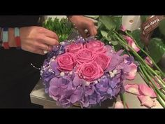 A how to lesson on How To Arrange Wedding Flowers that will improve your flower arranging skills. Learn how to get good at flower arranging from Videojug's hand-picked industry leaders.