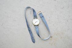 DIY Wrap Bracelet Watch