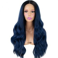 Sapphire Sass Lace Front Wig - Powder Room D Synthetic Lace Front Wigs, Synthetic Wigs, Powder Room D, Luxury Hair, One Hair, Light Hair, Hair Designs, Hair Pieces, Wig Hairstyles
