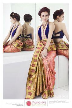 Inspiring 2013 'Manavara' Sarees