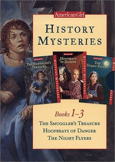 American Girl (History Mysteries) 1-3 by Holly Hughes https://www.amazon.com/dp/1584851902/ref=cm_sw_r_pi_dp_x_o4oKyb5RY9N1X