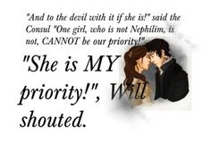 tessa and will quotes | My favorite TID quote