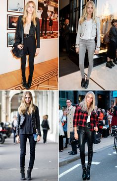 Cara Delevigne: effortless and cool.