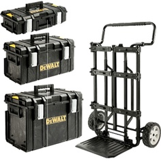 DeWalt ToughSystem™ Complete Combo Tool Box W/ Cart