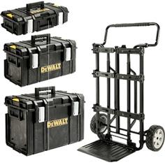 DeWalt ToughSystem™ Complete Combo Tool Box w/ Cart