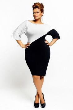 Plus Size Fashion 2013 From Qristyl Frazier Designs (3)